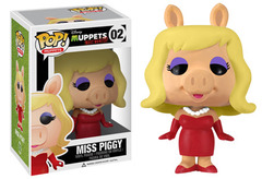 #02 - Miss Piggy (Muppets Most Wanted Box)