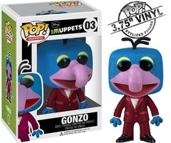 #03 - Gonzo (Muppets Most Wanted Box)
