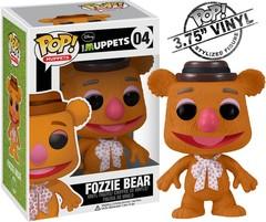 #04 - Fozzie Bear