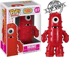 #07 - Muno (Yo Gabba Gabba)