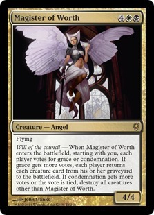 Magister of Worth