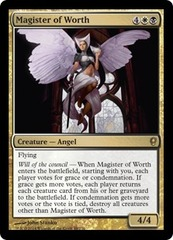 Magister of Worth - Foil