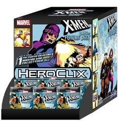Marvel HeroClix: X-Men - Days of Future Past Gravity Feed Display