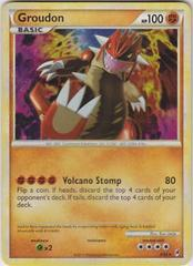 Groudon - 6/95 - Non-Holo Retort Theme Deck Exclusive