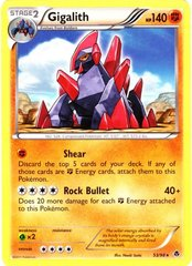 Gigalith - 53 - Promotional - Emerging Powers Stamp Prerelease Promo