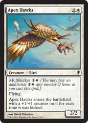 Apex Hawks on Channel Fireball