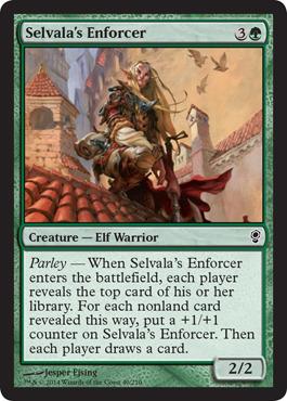 Selvalas Enforcer