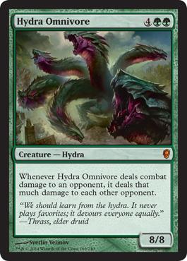 Hydra Omnivore - Foil