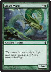 Scaled Wurm