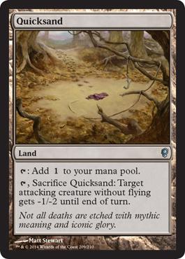 Quicksand - Foil