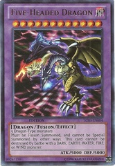 Five-Headed Dragon - LC03-EN004 - Ultra Rare - Unlimited Edition