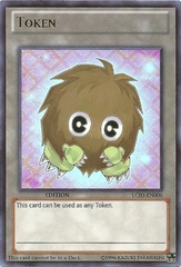 Pink Kuriboh Token - LC03-EN006 - Ultra Rare - Unlimited Edition