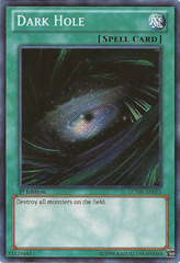Dark Hole - LCYW-EN053 - Secret Rare - Unlimited Edition