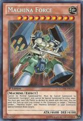 Machina Force - LCYW-EN171 - Secret Rare - Unlimited Edition