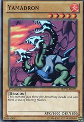 Yamadron - LCYW-EN225 - Super Rare - Unlimited Edition