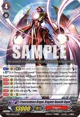 Transcendence Dragon, Dragonic Nouvelle Vague - EB09/S01EN - SP