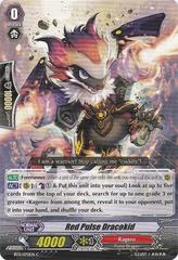 Red Pulse Dracokid - EB09/028EN - C on Channel Fireball