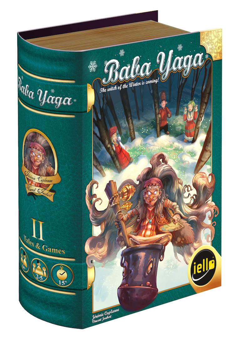 Tales & Games: Baba Yaga