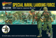 Bolt Action WWII Japanese Special Naval Landing Force