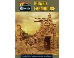 Bolt Action Ruined Farm House