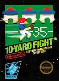 10-Yard Fight (3 Screw Cartridge)