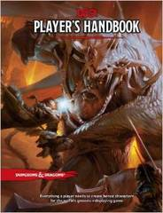 Dungeons & Dragons RPG - Player's Handbook (5th Edition)