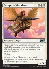 Seraph of the Masses - Foil