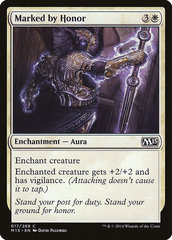 Marked by Honor - Foil