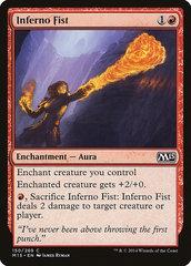 Inferno Fist - Foil