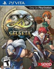 Ys- Memories of Celceta
