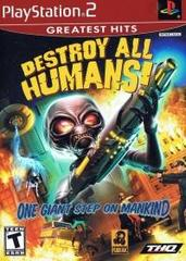 Destroy All Humans - Greatest Hits