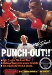 Mike Tyson's Punch-Out!! (3 Screw Cartridge)