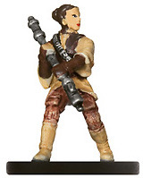 Leia, Bounty Hunter