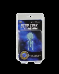 Star Trek Attack Wing: U.S.S. Excelsior Expansion Pack