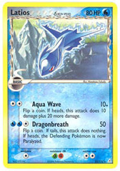 Latios - 22/110 - Rare on Channel Fireball