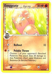 Exeggcute - 65/110 - Common on Channel Fireball