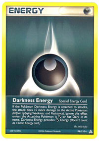 Darkness Energy 94/110 - Rare