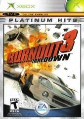 Burnout 3: Takedown - Platinum Hits