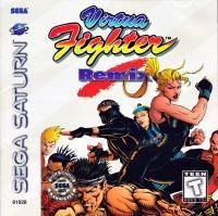 Virtua Fighter Remix (Jewel Case Blue Disc Not for Resale)
