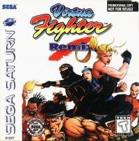 Virtua Fighter Remix (Paper Sleeve Not For Resale or Rental Promotional Copy)