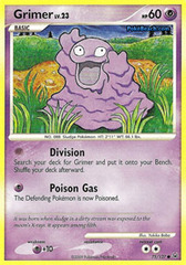 Grimer - 75/127 - Common