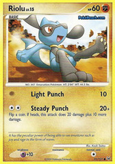 Riolu - 91/127 - Common