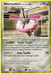 Wormadam Trash Cloak - 43/132 - Rare