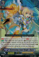 Summoning Jewel Knight, Gloria - BT14/011EN - RR