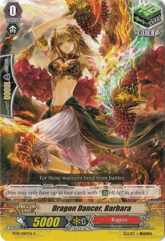 Dragon Dancer, Barbara - BT14/087EN - C