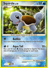 Squirtle - 112/132 - Common