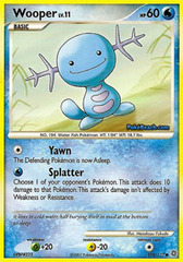 Wooper - 118/132 - Common