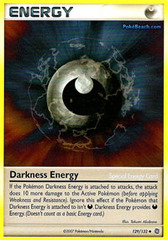 Darkness Energy - 129/132 - Common on Channel Fireball