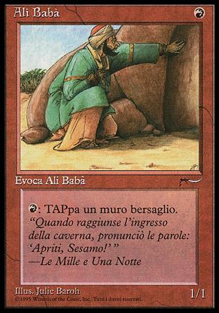 Ali Baba (Ali Babà)