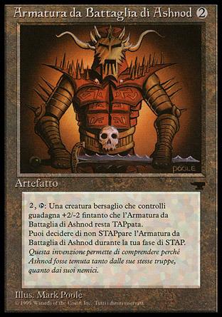Ashnods Battle Gear (Armatura da Battaglia di Ashnod)